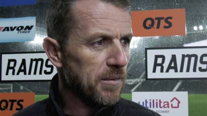 Rowett Reflects On 'Frustrating' Ipswich Defeat