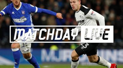 Matchday Live – Ipswich Town (H)