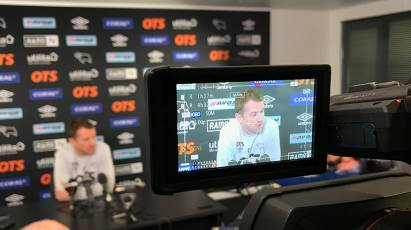 Rowett Sits Down With The Media Ahead Of Barnsley Trip