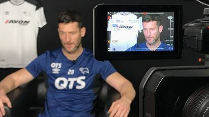 Nugent Previews The Rams' Home Clash With Millwall