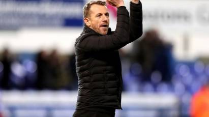 "Rowett: ""Keep Working Hard"""