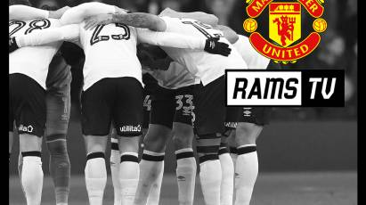 How To Follow Derby's Clash With The Red Devils At Old Trafford