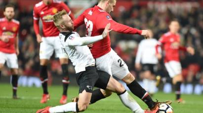 Manchester United 2-0 Derby County