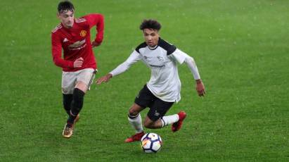 Rams Prepare For FA Youth Cup Against Norwich