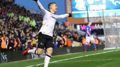 Derby Dominate At St Andrew's