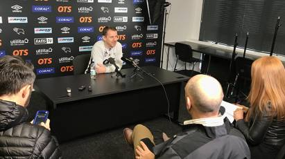 Rowett's Pre-Bristol City Media Briefing In Full