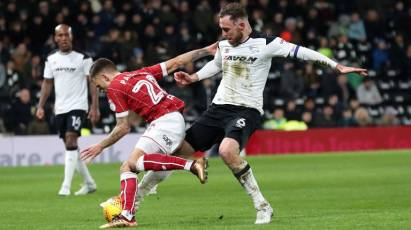 Derby County 0-0 Bristol City