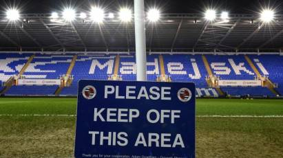Pay On The Day Available At The Madejski Stadium