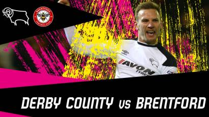 Next At Pride Park Stadium: Brentford