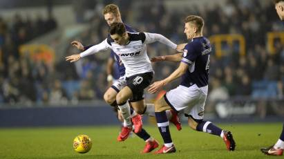 Millwall 0-0 Derby County