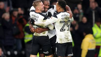 Derby County 3-0 Brentford