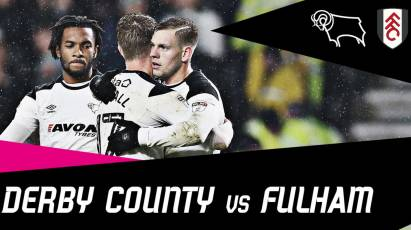 Don't Miss The Rams' Clash With Fulham Today!