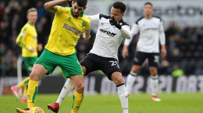 Derby County 1-1 Norwich City