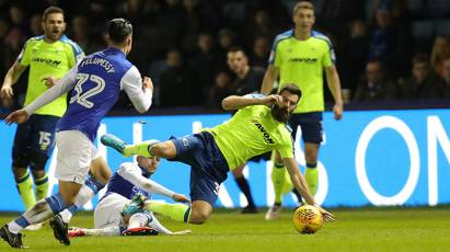 Sheffield Wednesday 2-0 Derby County