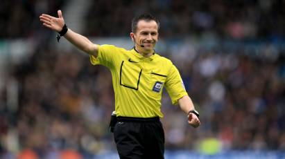Stroud To Take Charge Of Leeds Clash