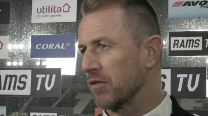 'We Created So Many Chances' - Rowett Reviews Leeds Draw