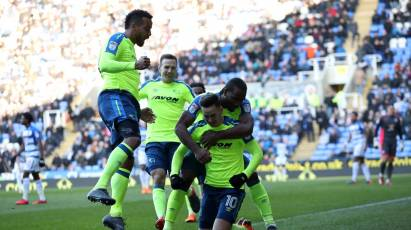 Reading 3-3 Derby County