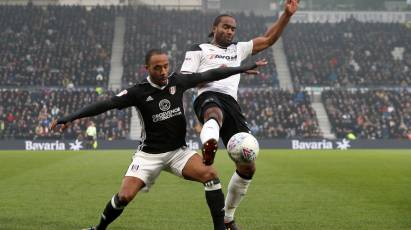 Derby County 1-2 Fulham