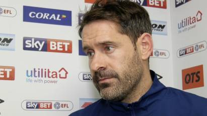 'We Didn't Show Enough Belief In The First Half'