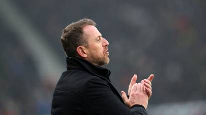 "Rowett Urges Rams To Make The Most Of ""Fantastic Opportunity"""