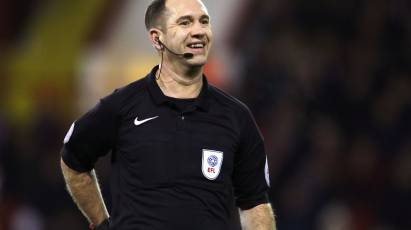 Simpson To Officiate East Midlands Showdown