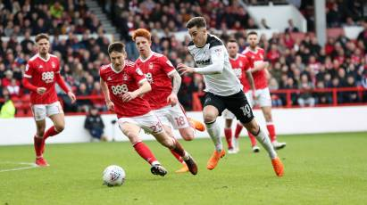 Nottingham Forest 0-0 Derby County