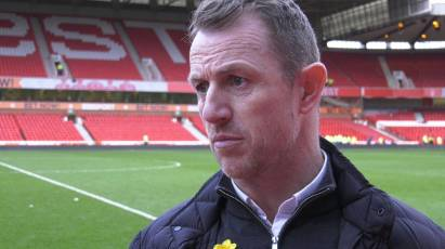 Rowett 'Proud' Of Rams' Character After Forest Stalemate