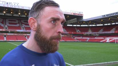 Keogh: 'It Was A Good Performance, We Deserved More'