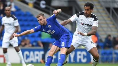 The Last Meeting - Derby County Vs Cardiff City