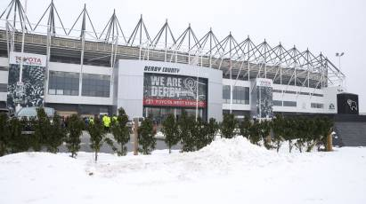 Cardiff Clash Postponed