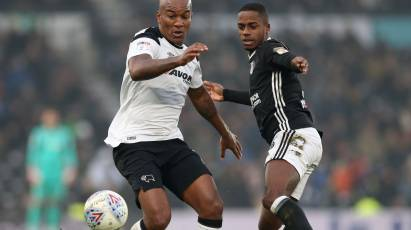 Wisdom Discusses Derby's 'Back To Basics' Approach
