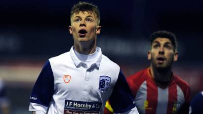 Macdonald Thrived In Relegation Battle On Loan At Barrow