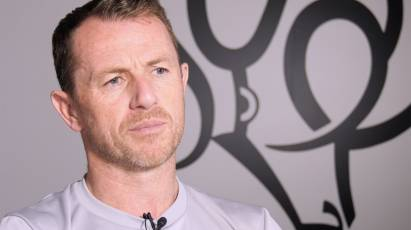 Rowett: My Year In Charge Of Derby County