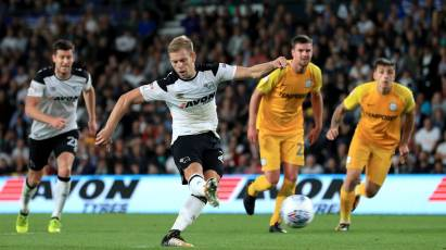 The Last Meeting - Derby County 1-0 Preston North End