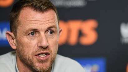 Watch Rowett's Middlesbrough Media Briefing In Full