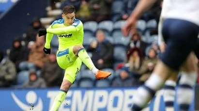 Lawrence Fires Rams To Victory At Deepdale