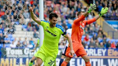 The Last Meeting - Bolton Wanderers 1-2 Derby County