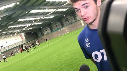 Ethan Wassall Looks Ahead To 'Massive' Tottenham Game