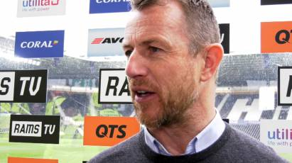 Rowett: 'We Set The Tone From The Start'