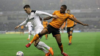 Battling Derby Beaten At Molineux