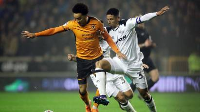Wolves 2-0 Derby County