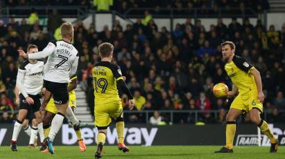 The Last Meeting - Derby County 1-0 Burton Albion