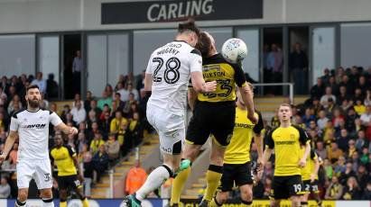 Derby Fall To Defeat At Burton