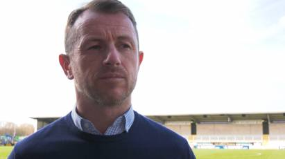 Rowett Reviews A Disappointing Afternoon At The Pirelli Stadium