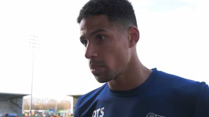 'We Didn't Manage The Game Well Enough At All'
