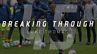 Breaking Through - Luke Thomas' Story