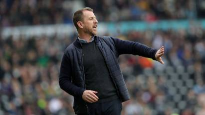 "Rowett Urges Derby To ""Put Things Right"""