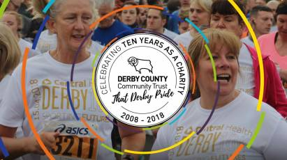 Derby 10K Raises £30,000 As DCCT Kicks Off Ten Year Celebrations