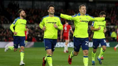The Last Meeting - Middlesbrough 0-3 Derby County