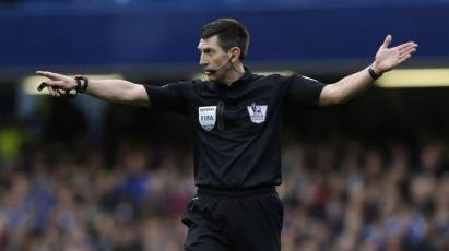 Probert To Take Charge Of Middlesbrough Clash